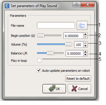 play sound 3