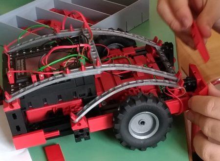 PON MODULO 2 Robotica&Creatività