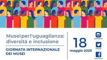 18 maggio GIORNATA INTERNAZIONALE DEI MUSEI #imd2020 #scuoladiroboticadigenova